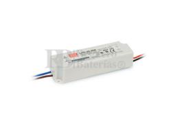 Fuente de Alimentaci�n para iluminaci�n Led de interior 9~48 voltios 16,8 watios LPC-20-350