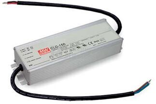 Fuente de Alimentación Regulable iluminación Leds 24 Voltios 6,3 Amperios CLG-150-24A