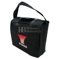 Funda batería carrito de Golf formato 18-24 Amperios Yuasa