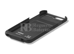 Funda Receptora Inalámbrica DUAL MiniBatt Iphone 6