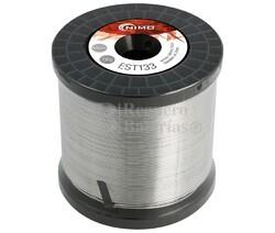 Hilo de estaño Tri-Metal 60 Sn 38 Pb 2 Cu