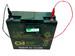 Indicador de estado de baterías para 12, 24, 36 y 48 Voltios