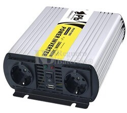 Inversor Onda Modificada 12 voltios a 220 voltios 1000 watios