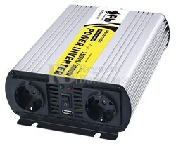 Inversor Onda Modificada 12 voltios a 220 voltios 1500 watios