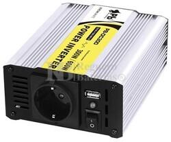 Inversor Onda Modificada 12 voltios a 220 voltios 300 watios