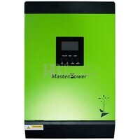 Inversor Cargador 2KVA/1600W 24 Voltios de Onda Senoidal Pura