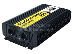 Inversor Onda Pura 24 voltios a 220 voltios 3000 watios