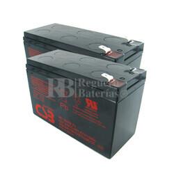 Kit baterías 24 Voltios 9 Amperios para Vehículos Eléctricos
