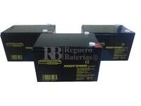 Baterías Patinete Raycool Carbon Black 36 Voltios 14 Amperios