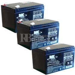 Kit baterías MK Patín E-Zip 36V 14A