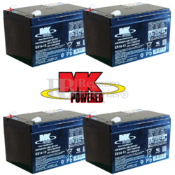 Kit baterías MK Patín Sabway 48V 14A