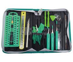 Kit profesional de reparación, más de 70 piezas