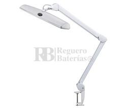Lámpara de mesa con LEDs