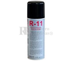 Limpia y elimina la oxidación de cualquier contacto