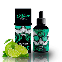 Liquido Brazilian Lime 50ml de Ossem Juice