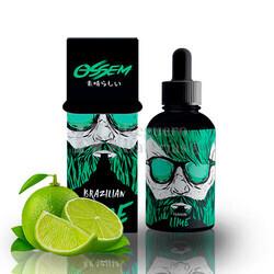 Liquido Brazilian Lime 50ml de Ossem Juice