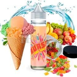 Liquido Burst E-Juice Sher Burst 50ml