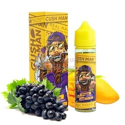 Liquido Cush Man Mango Grape 50ml de Nasty Juice