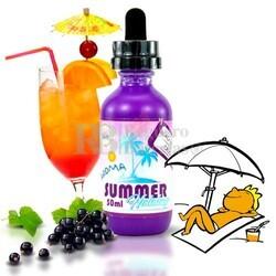 Liquido Dinner Lady Summer Holidays Black Orange Crush 50ml