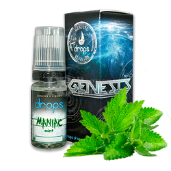 Liquido Drops Maniac Mint 10 ml