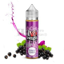 Liquido IVG Sweets Blackcurrant NO ICE 50ml