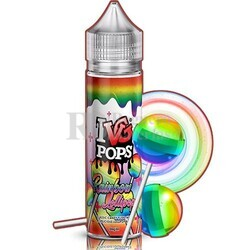 Liquido IVG POPS Rainbow Lollipop 50ml