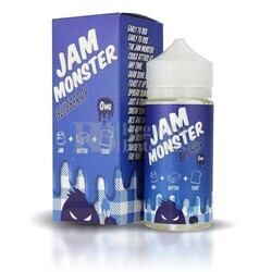 Liquido Jam Monster Blueberry 100ml