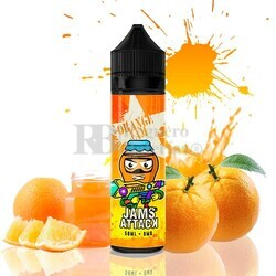 Liquido Jams Attack Orange Marmalade 50ml