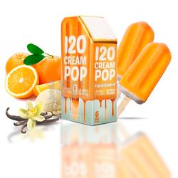 Liquido Mad Hatter 120 Cream Pop 50ml