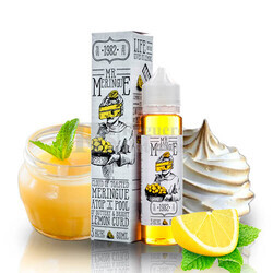 Liquido Mr. Meringue 50ml de Charlies Chalk Dust
