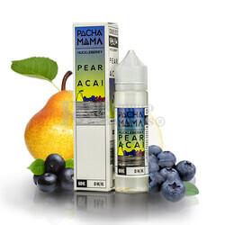 Liquido Pachamama Huckleberry Pear Acai 50ml