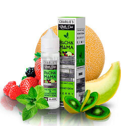 Liquido Pachamama Mint Honeydew Berry Kiwi 50ml