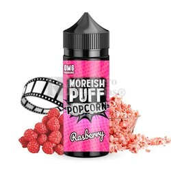 Liquido Popcorn Raspberry 100ml de Moreish Puff
