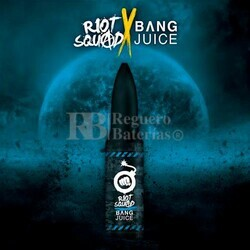 Liquido Riot Squad X Bang Juice Limited Edition Blueberry Alliance 50ml