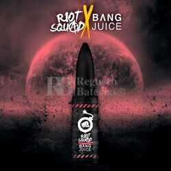 Liquido Riot Squad X Bang Juice Limited Edition Wildberry Fusion 50ml