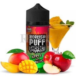 Liquido Sherbet Apple & Mango 100ml de Moreish Puff