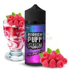 Liquido Sherbet Raspberry 100ml de Moreish Puff