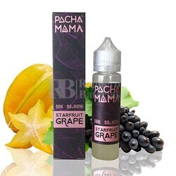 Liquido Subohm Starfruit Grape 50ml de Pachamama