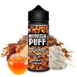 Liquido Tobacco Honey And Cream 100ml de Moreish Puff