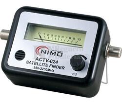 Localizador de señal satélite Finder