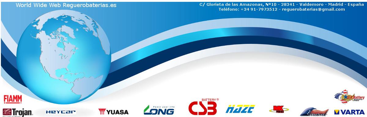 Especialistas en sistemas de energ�a. Bater�as para aplicaciones de consumo e industriales. Plomo Acido AGM - GEL - Plomo Abierto - Lithium - Ni-CD - Ni-MH.