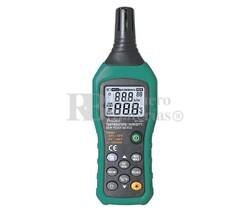 Medidor de temperatura, humedad relativa y punto de rocío Proskit MT-4616