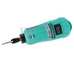 Mini amoladora manual con 19 Accesorios Proskit PT-5202