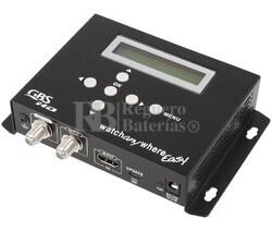 Modulador A/V DVB-T HDMI