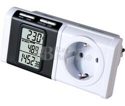Monitor para consumo eléctrico