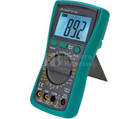 Multímetro Digital 3 1/2 Digitos CAT III 1000V Proskit MT-1280