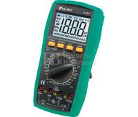 Multímetro Digital 3 1/2 Digitos Proskit MT-5211