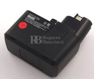 Bateria para Maquinas Bosch 12 Voltios 2 Amperios Ni-Cd