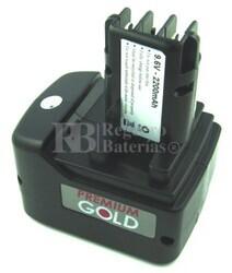 Bateria para Metabo BS 9,6/Impuls ULA9,6-18