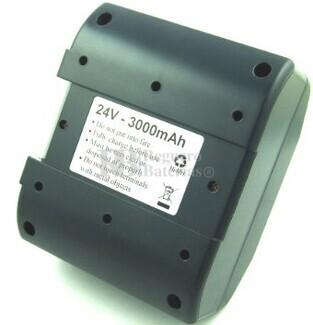 Panasonic EY6812NQKW- VQKW- NQRW EY6813NQKW (3.000 mAh Ni-Mh)